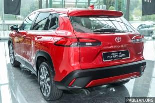 2021 Toyota Corolla Cross 1.8 V Malaysia_Ext-2