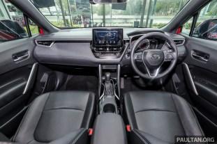 2021 Toyota Corolla Cross 1.8 V Malaysia_Int-1