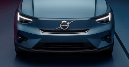 2021 Volvo C40 Recharge Debut
