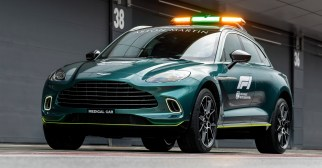 Aston Martin F1 safety medical car reveal-36