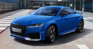 """""""25 years of Audi RS: anniversary package"""""""