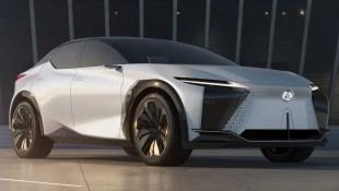 Lexus LF-Z Electrified 4