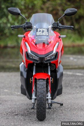 2019 Honda ADV 150 Malaysia-13