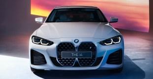 2021 BMW i4 M Sport in Shanghai