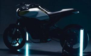 2021 Husqvarna E-Pilen electric motorcycle - 1