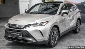 2021_Toyota_Harrier_Preview_Malaysia_Ext-1