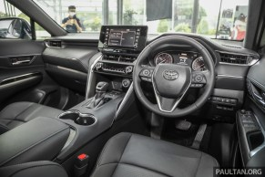 2021_Toyota_Harrier_Preview_Malaysia_Int-36