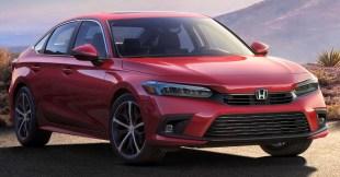 2022 Honda Civic Sedan Touring