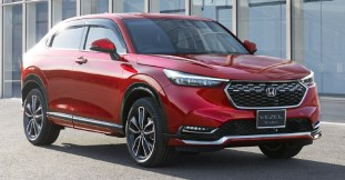2022 Honda HR-V accessories Urban Casual Style Japan-1