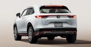 2022 Honda HR-V accessories Urban Casual Style Japan-22