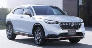 2022 Honda HR-V accessories Urban Casual Style Japan-8
