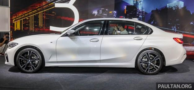 G28 BMW 330Li M Sport Malaysia Launch_Ext-3