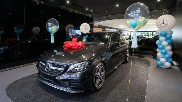 Mercedes-Benz Autohaus Johor Bahru 18