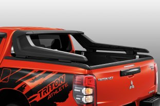 Mitsubishi Triton Athlete Official Images 9