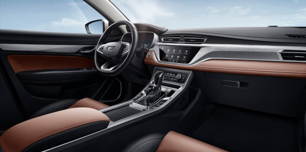 2021 Geely Emgrand Up-4