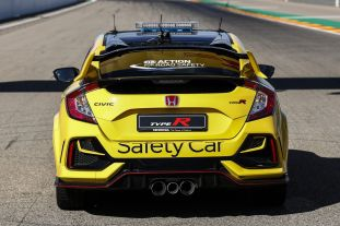 2021 Honda Civic Type R Limited Edition for WTCR Safety Car (3)
