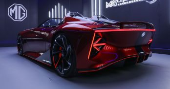 2021 MG Cyberster Concept at Auto Shanghai 2021 (7)