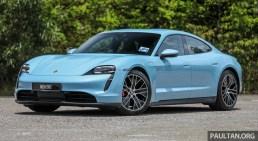 2021 Porsche Taycan 4S Malaysia_Ext-4