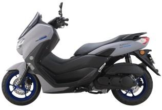 2021 Yamaha NMax 155 Icon Grey Malaysia - 5