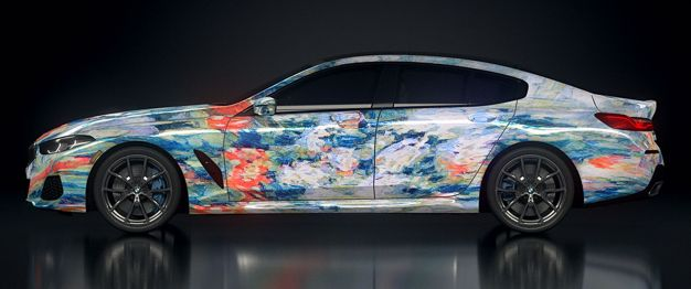 BMW 8 Series Gran Coupe The Ultimate AI Masterpiece 31