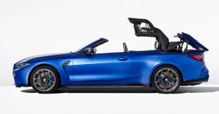 G83 BMW M4 Competition Convertible with xDrive debut-44
