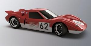 Lotus Type 62 render - Radford Inspiration 1