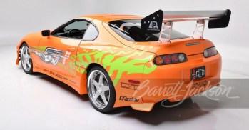 Paul Walker 1994 Toyota Supra Turbo Fast and Furious-7