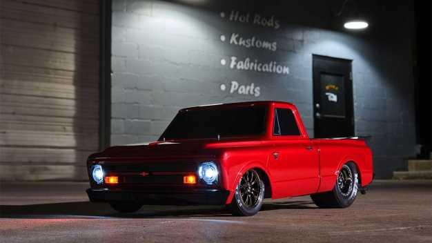Traxxas Drag Slash Chevy Pickup_BM_44