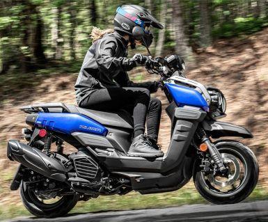 Yamaha Zuma 125 2022 US BM-2