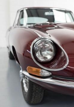 2021 Electrogenic Jaguar E-type electric