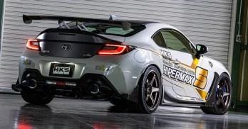 2021 Toyota GR86 HKS Concept-23