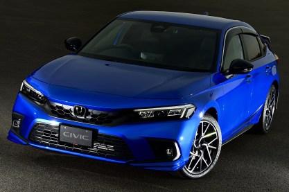 2022 Honda Civic Hatchback Modulo 3