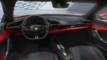 296 GTB interior 1