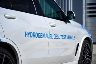 BMW i Hydrogen NEXT conducts road test
