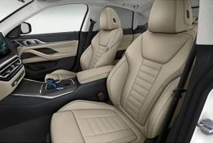 BMW i4 interior leaked (3)