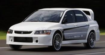 Mitsubishi Lancer Evolution MIEV Concept (1)