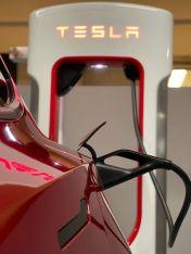 Tesla Supercharger Singapore