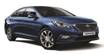 2015 Hyundai Sonata LF