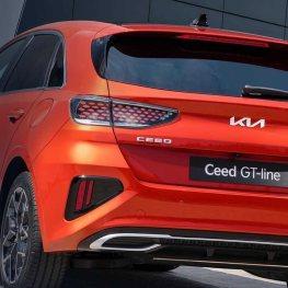 2022 Kia Ceed Facelift Leaked 1