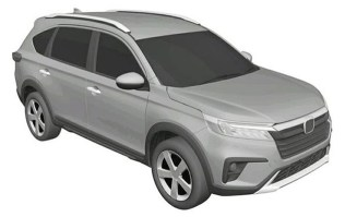 2022 Production Honda N7X SUV patent images-rumoured new BR-V (1)