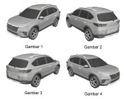 2022 Production Honda N7X SUV patent images-rumoured new BR-V (3)