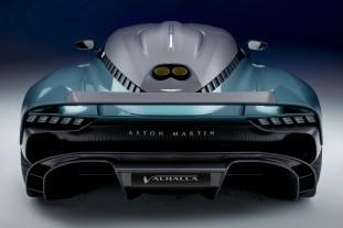 Aston Martin Valhalla production version debut-4