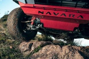 Nissan Navara Pro-4X Warrior Australia launch-17