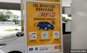 TNG Shell RFID fueling station 3