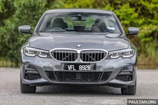 2021 G20 BMW 330e M Sport plug-in hybrid Malaysia_Ext-12