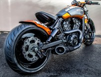 2021 Indian Motorcycle Metz Scout Bobber Hundred - 3
