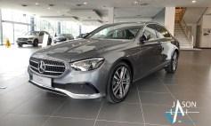 2021 W213 Mercedes-Benz E 200 Avantgarde Malaysia SA-1