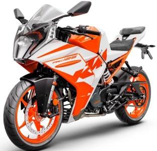 2022 KTM RC125 - 6