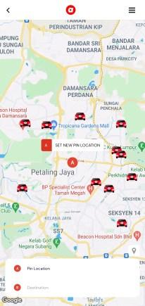 AirAsia Ride app-2