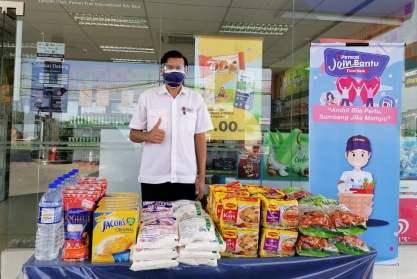 Petron Jalan Bukit Kemuning 2 food bank